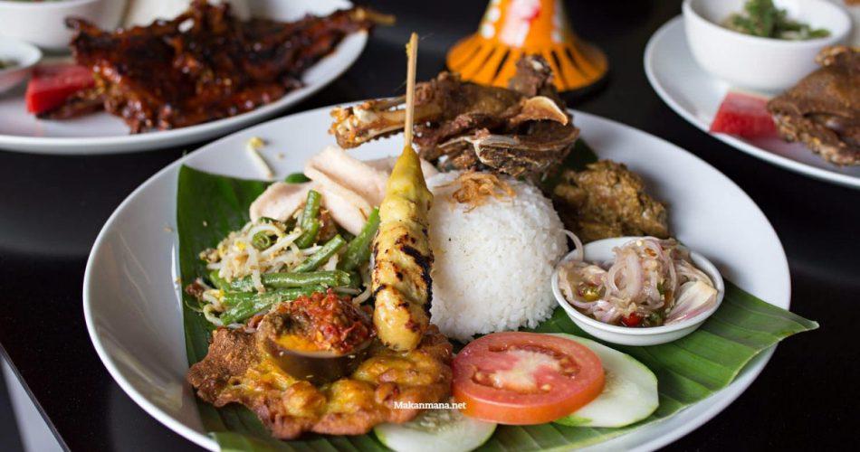Bebek Ubud - A big taste of Bali in Medan 1