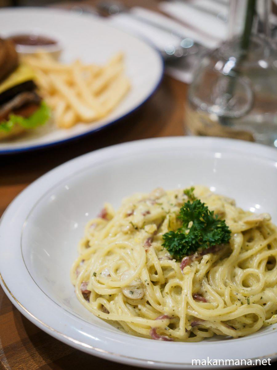 monks pasta