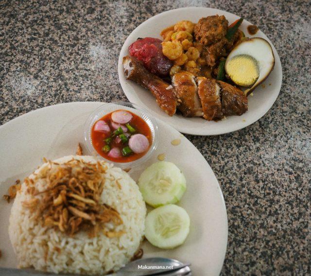 nasi ayam kimhua