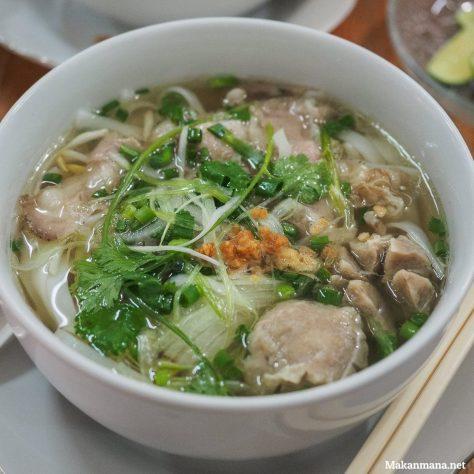 medan vietnam noodle