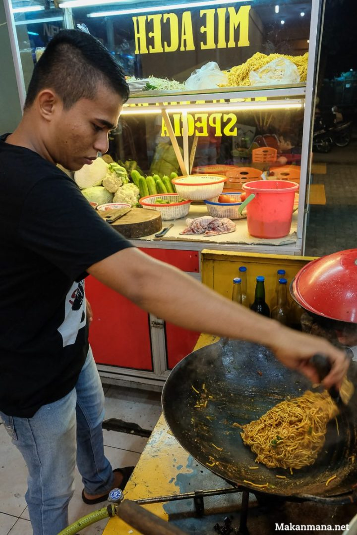 Mie Aceh Daus Aceh