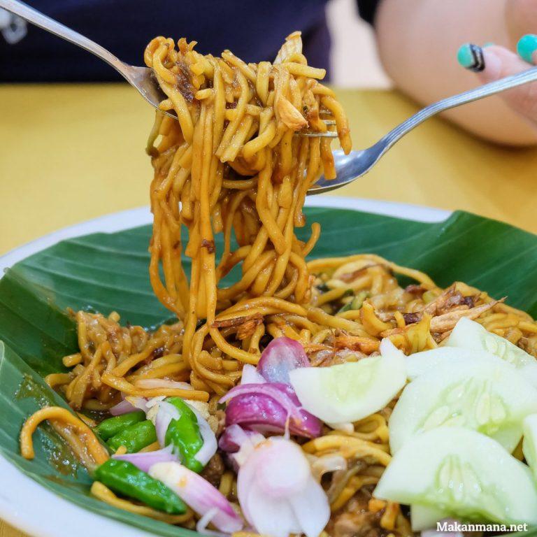 Mie Aceh di Daus Nasi Goreng Medan