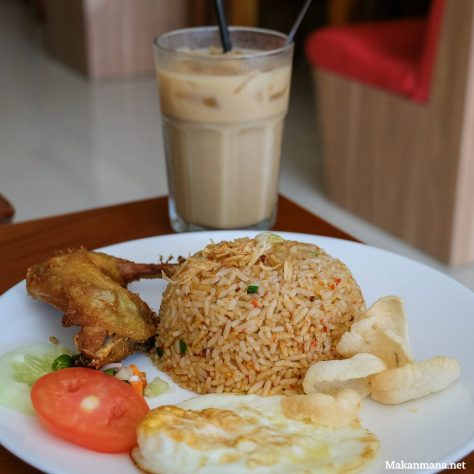 Nasi Goreng Griya Coffee Shop