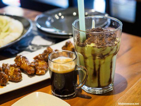 zisel avocado coffee