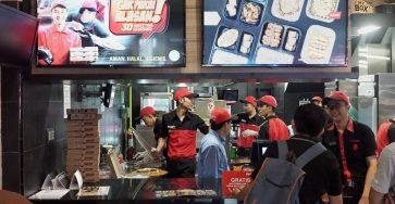 Laper tapi Mager? Dengan Pizza Hut Delivery #GakPakaiAlasan 30 Menit Dijamin Tiba 35