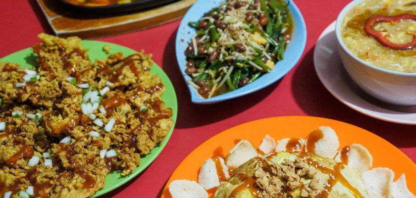 Vegetarian: Warung Vege Ahin 1