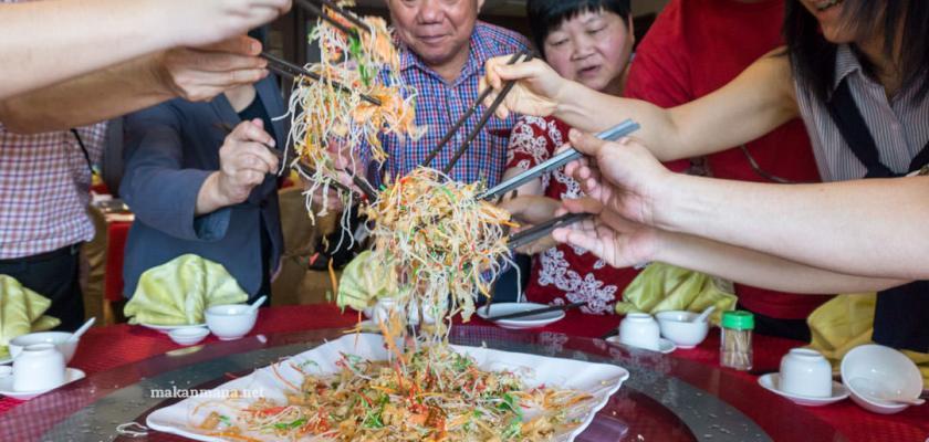 Yee Sang - Kuliner Rahasia Rezeki Berlimpah 1