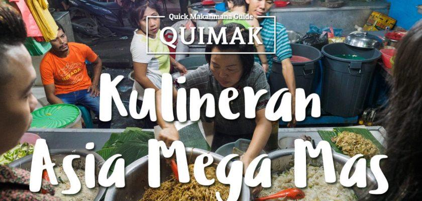 50ribu buat bertiga kulineran di Asia Mega Mas? MaMa bisa! 1