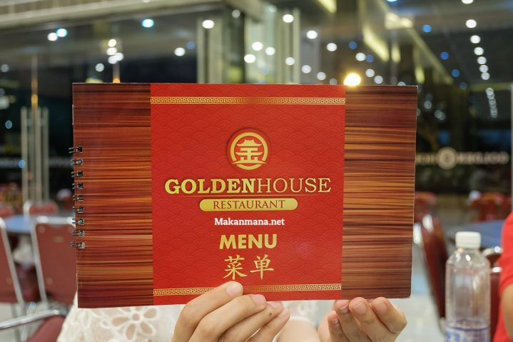 Golden House, a house where delicious food is served. 16