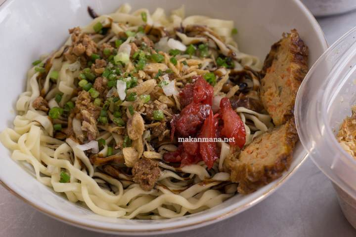 "Si item ""O Mie"" at Hock Mee 2"
