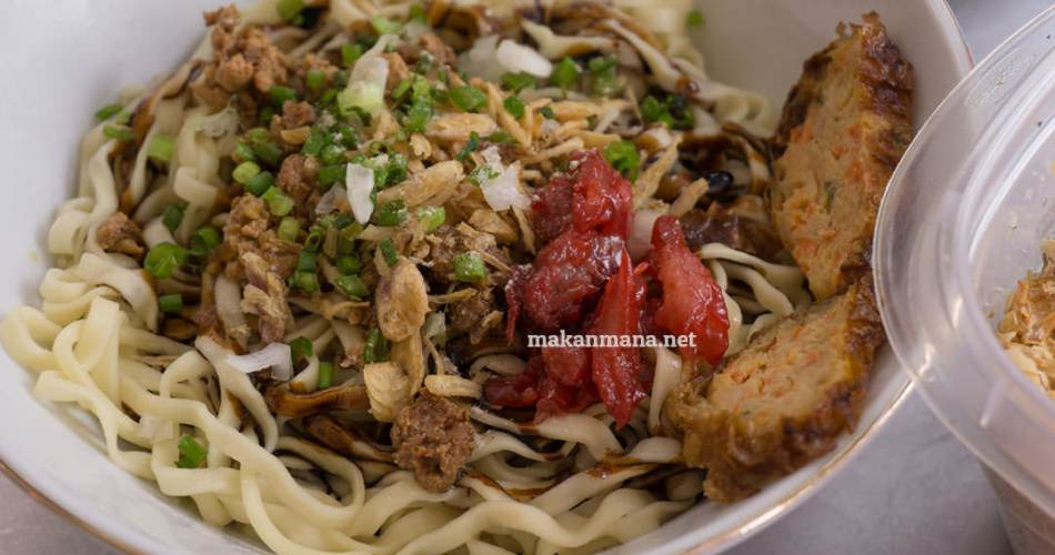 "Si item ""O Mie"" at Hock Mee 1"