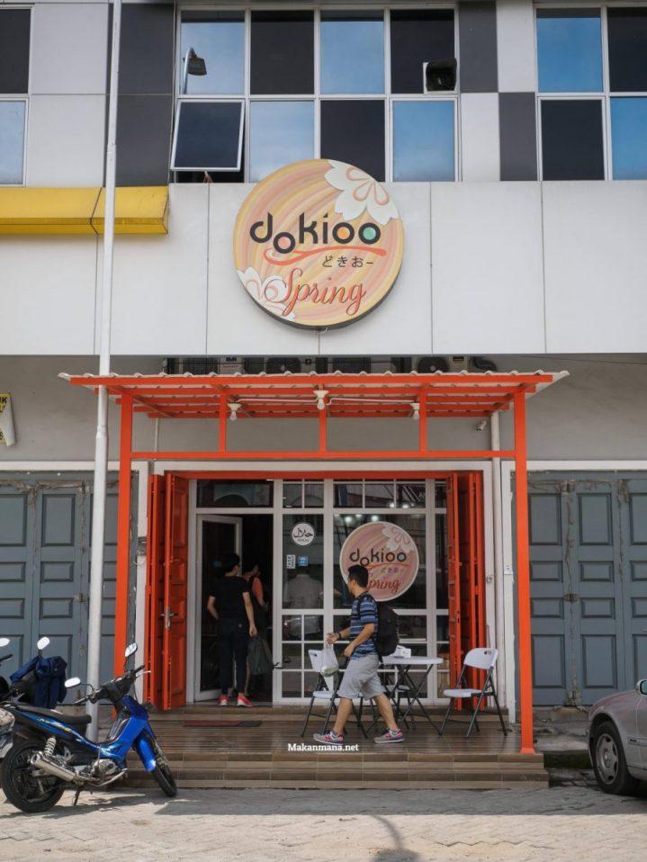 Dokioo, The Sweet Japanese Treat in Medan 4