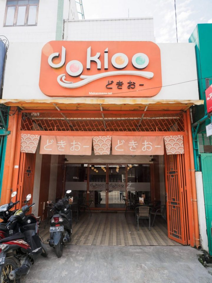 Dokioo, The Sweet Japanese Treat in Medan 2