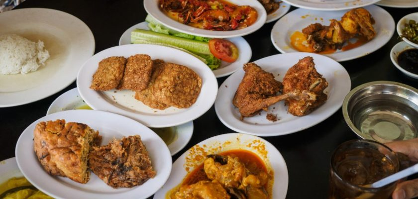 Rumah Makan Minang Uda Sayang 1