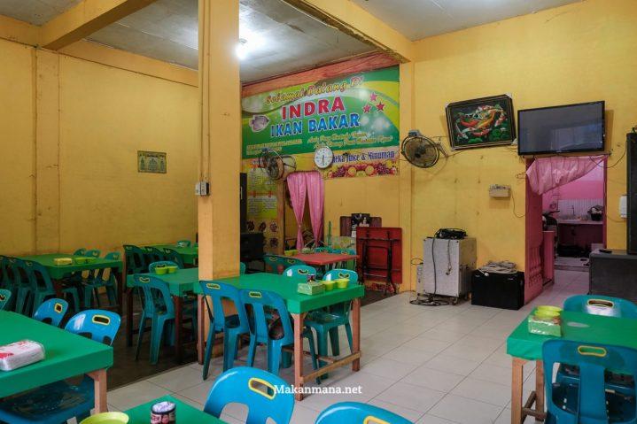 Indra Ikan Bakar Medan
