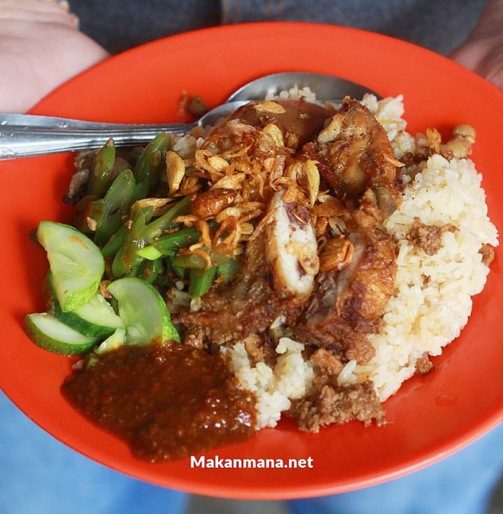 Nasi Ayam AMin: Nasi Ayam 'Lama Tak Makan' 2