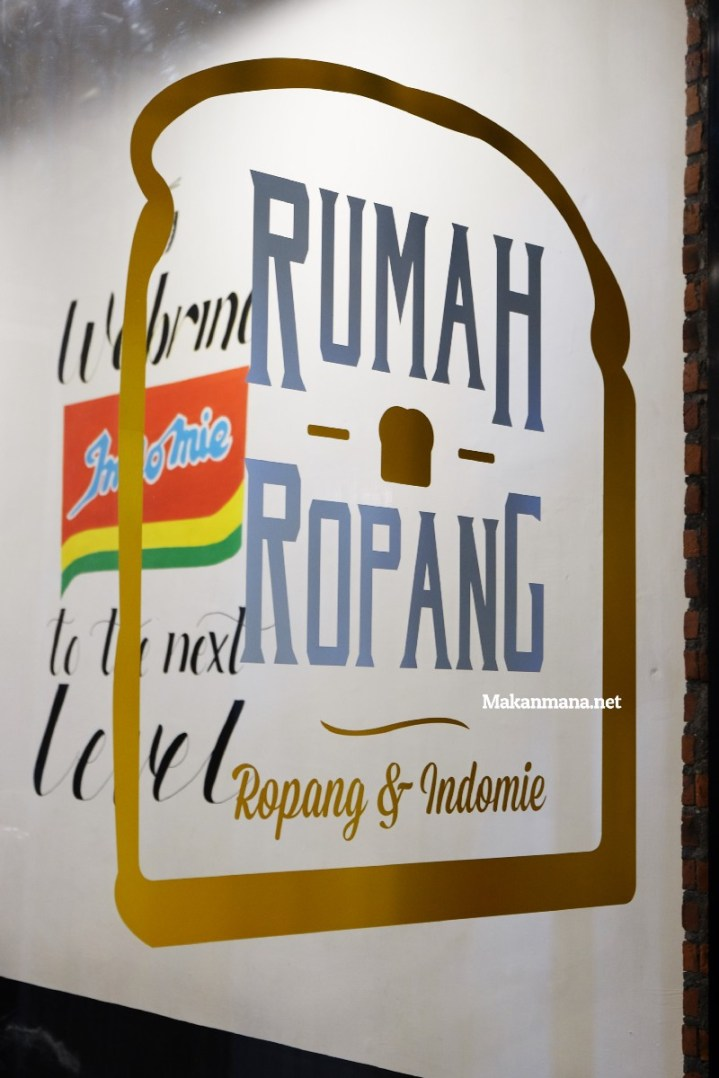 Rumah Ropang — Do They Bring Indomie to The Next Level? (Closed) 3