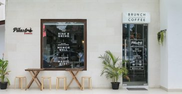 Banking over Coffee at Pilastro Sudirman 2