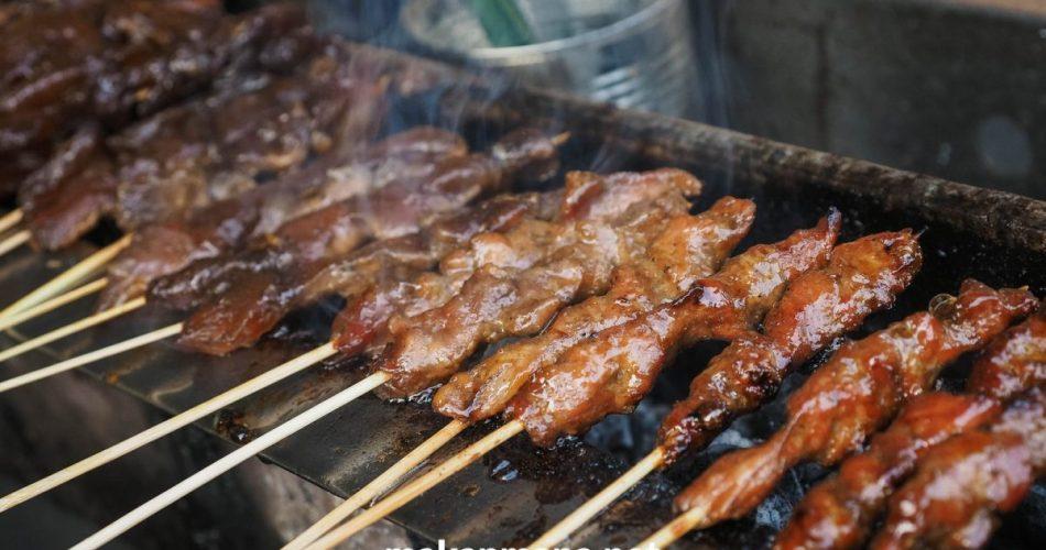 Aksi Pelestarian Kuliner Lokal: Dimulai Dari Sate Kacang Yose Rizal 1