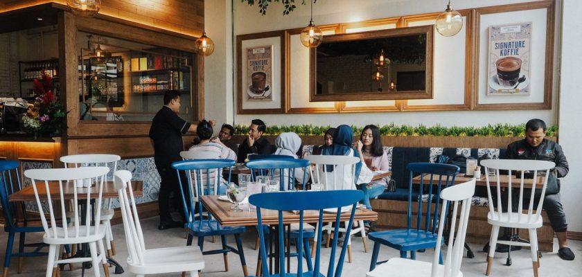 Warung Koffie Batavia: Bringing Batavia To Medan 1