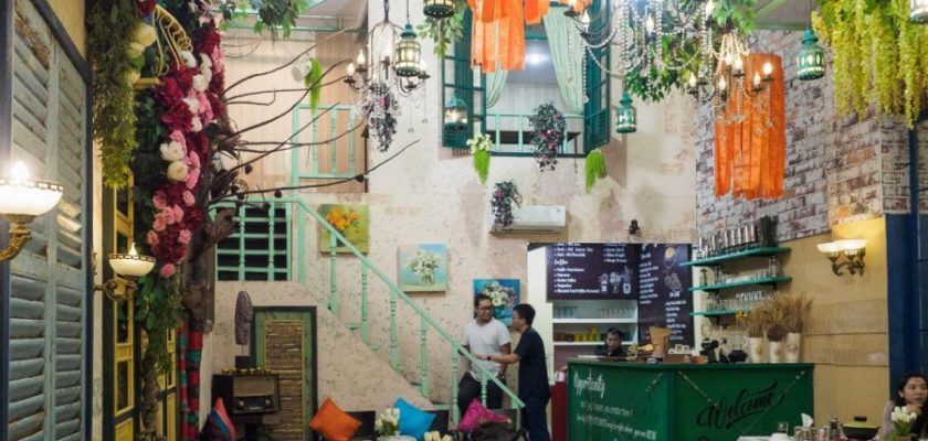 How A Single Private Lunch Made Us A Family At Purezza Cafe 1
