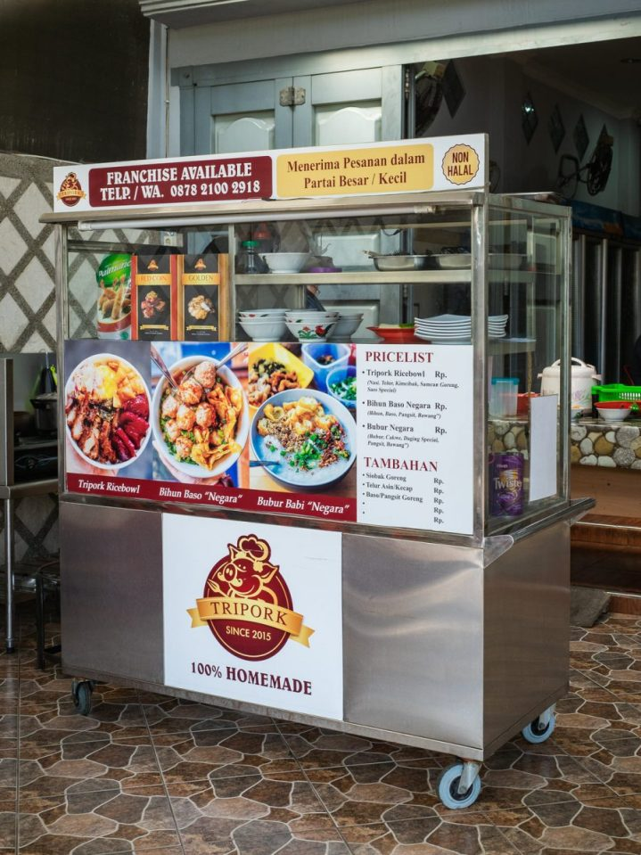 Ationg Kwetiau Theng & Tripork, Duo jagoan di RM Negara 10