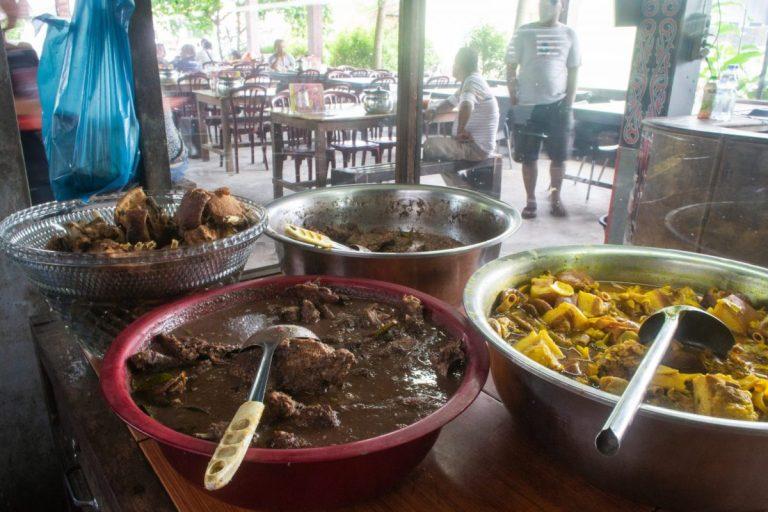 Kuliner Batak Toba