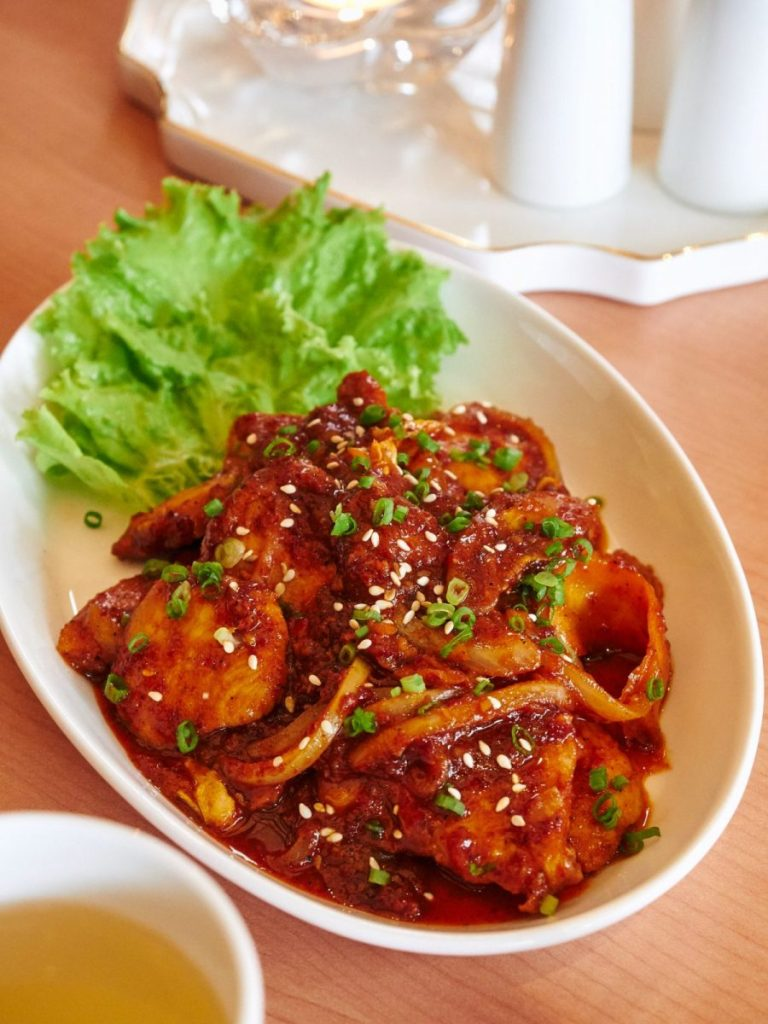 Sagye Korean: Hallyu Way of Eating Clean in Medan 13