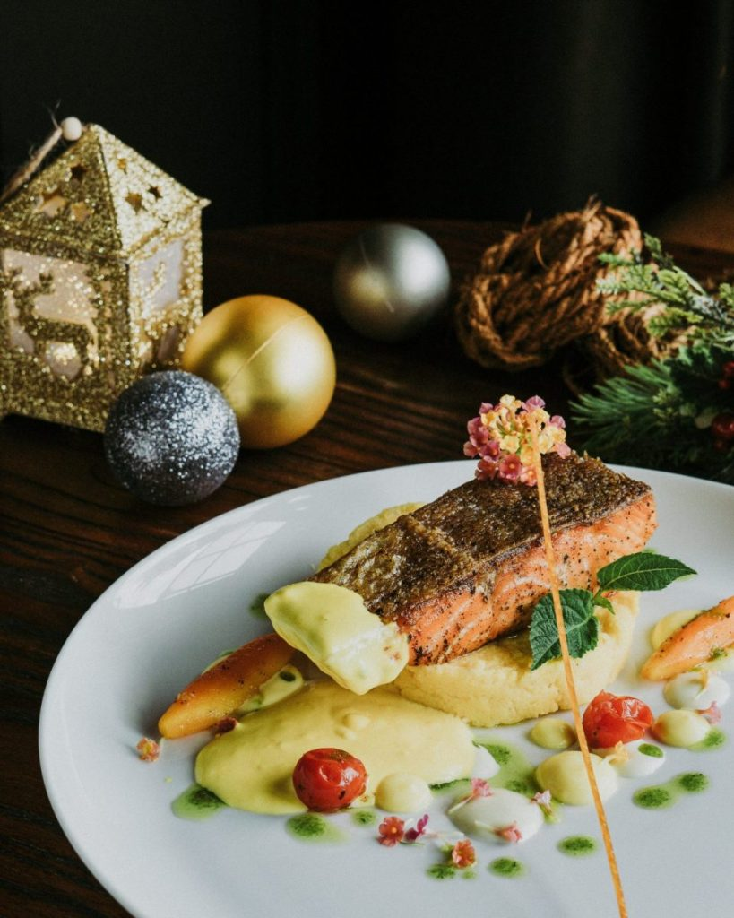 Makanmana Presents: Curated Christmas Dining Menu in 2018 2