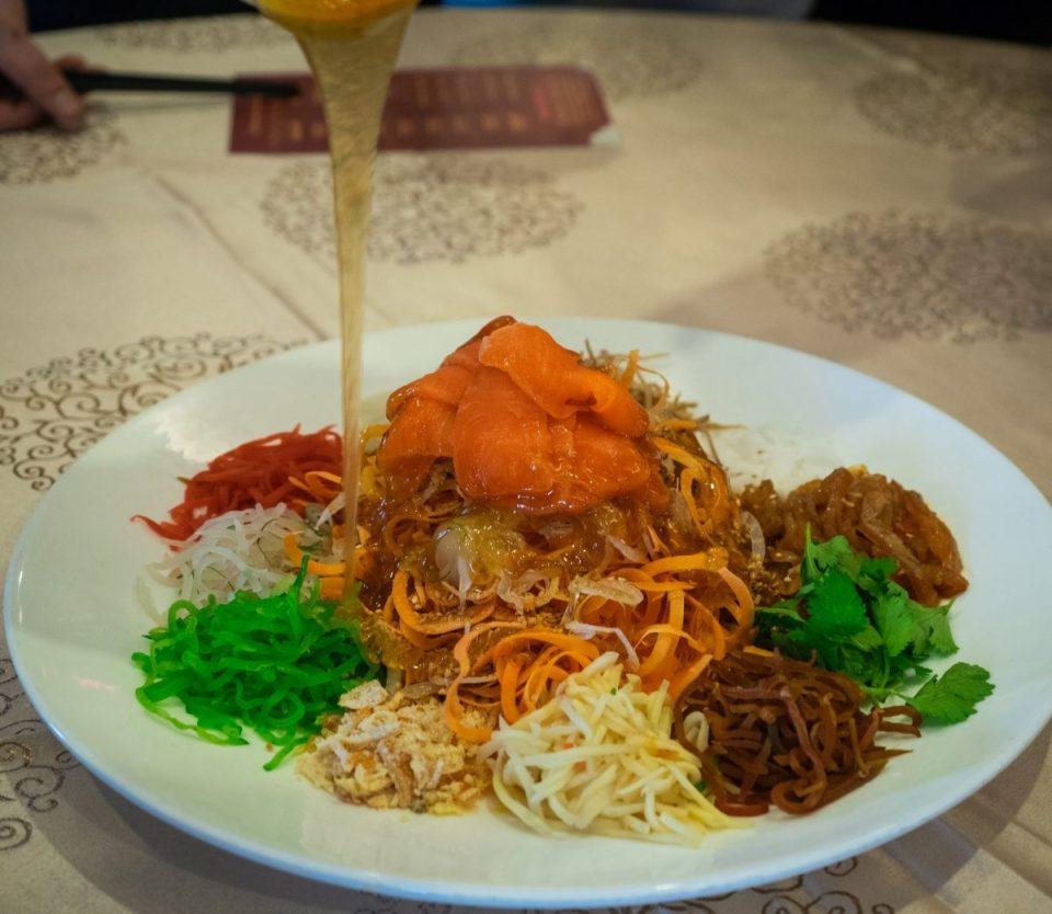 Regale Palace Restaurant: Sebuah Tradisi Makan Malam Imlek 22