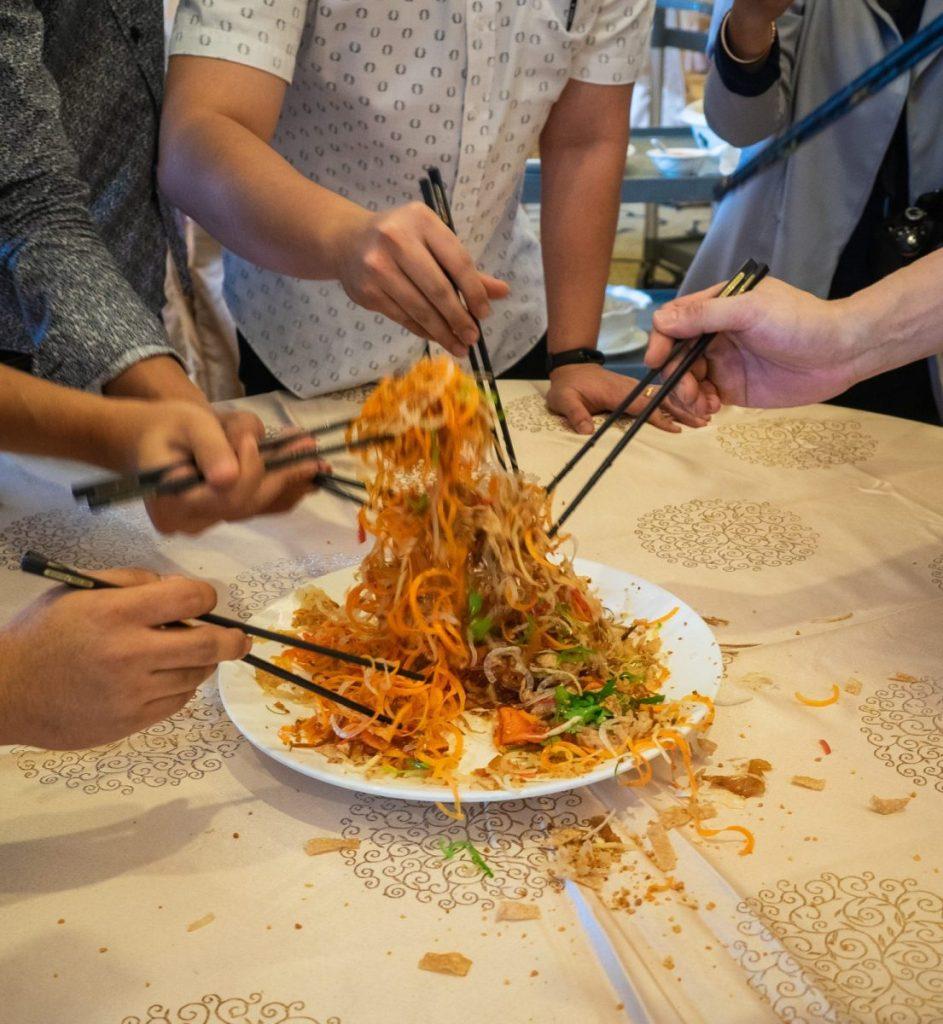 Regale Palace Restaurant: Sebuah Tradisi Makan Malam Imlek 21