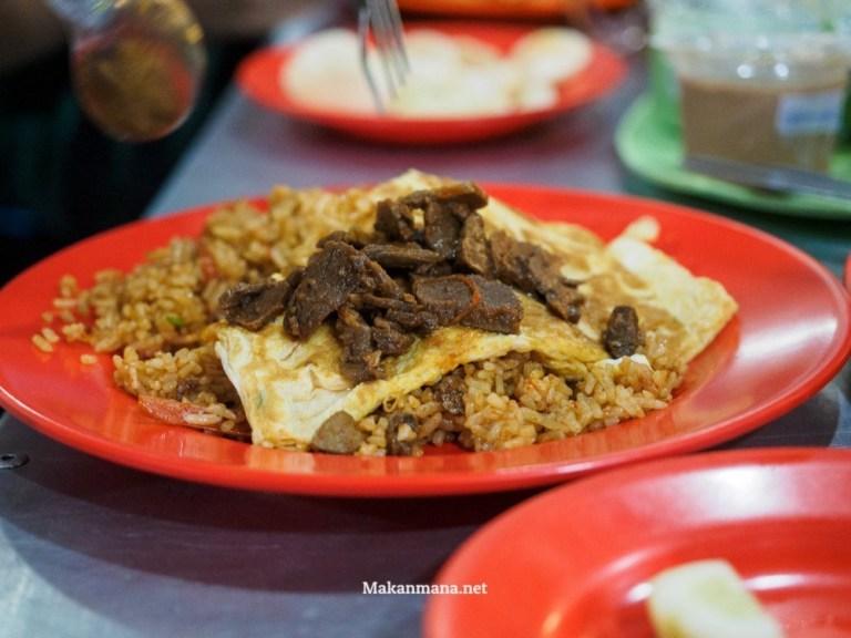 nasi goreng pekantan semalam suntuk kuliner medan