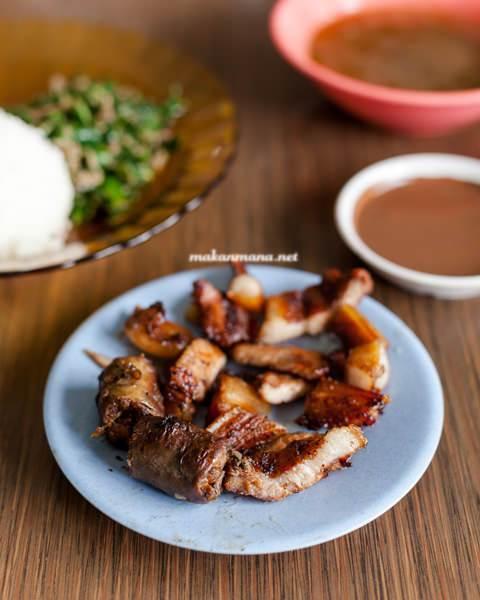 bpk babi panggang karo ola kisat kuliner medan