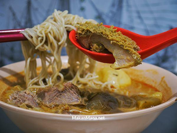 kari bihun curry beehoon tabona