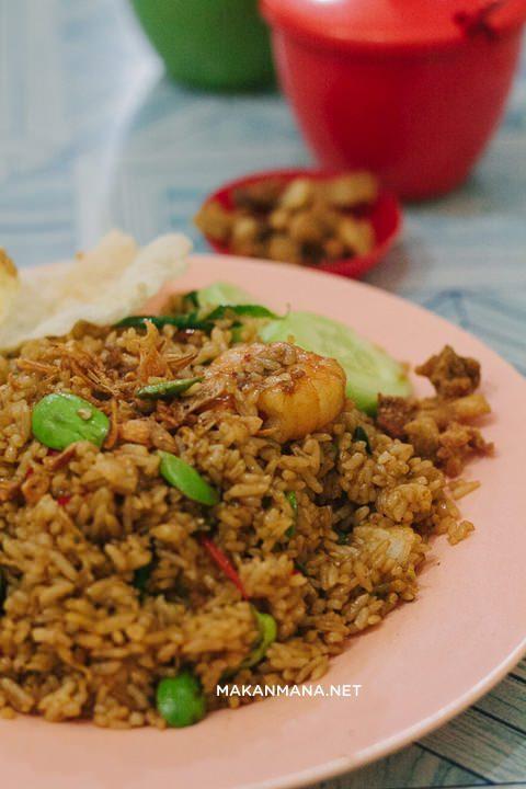 nasi goreng pete 172 kuliner medan