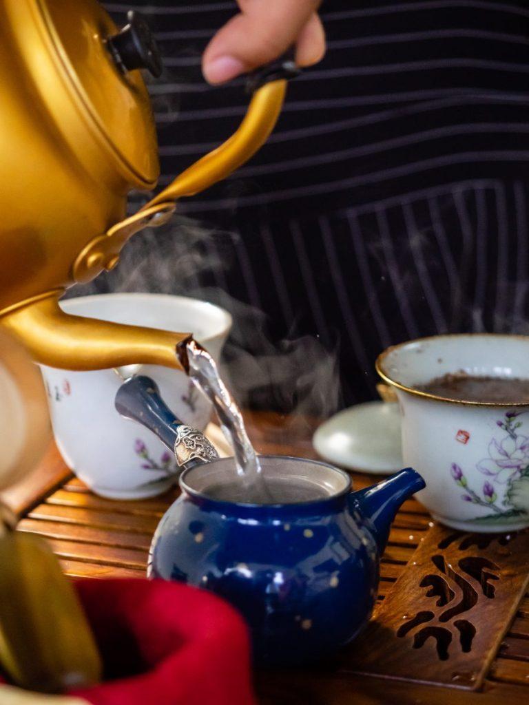 Cerita Tentang teh, Cerita Tentang kita