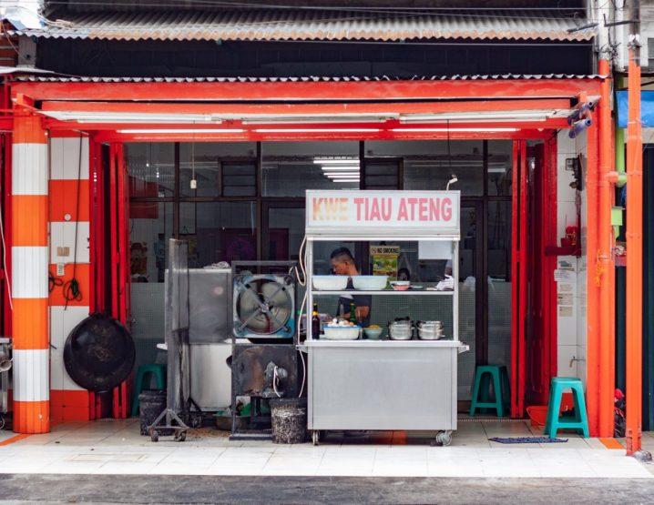 Kwetiau Ateng, Salah Satu Kwetiau Legendaris di Medan
