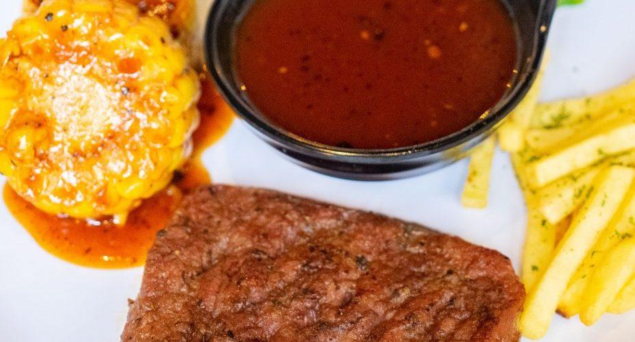 Radja Steak, Makanan Western Nggak Harus Nguras Kantong 1
