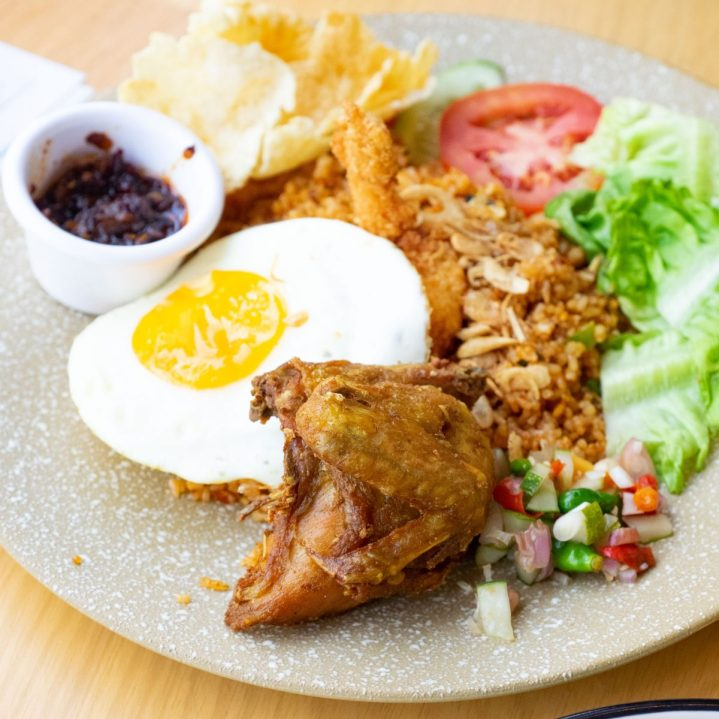 New Spot in Town! Higher Steps Dining - Resto Casual yang Instagrammable 21