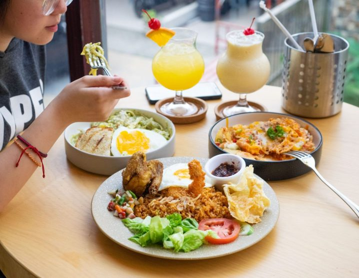 New Spot in Town! Higher Steps Dining - Resto Casual yang Instagrammable 2