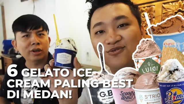 Selain Luigi Gelato dan GB Bistro, Ini Dia 6 Gelato Ice Cream Best Medan! 1