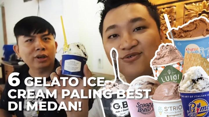 Selain Luigi Gelato dan GB Bistro, Ini Dia 6 Gelato Ice Cream Best Medan! 2