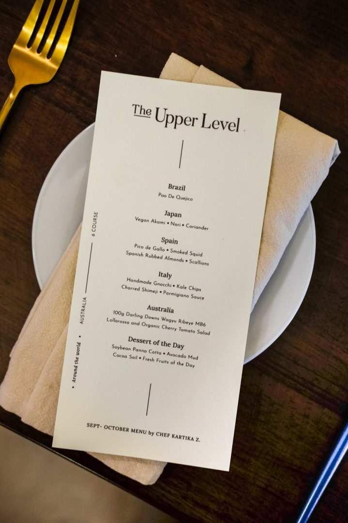 The Upper Level — Fine Dining di Medan, Serasa Dibawa Keliling Dunia 29