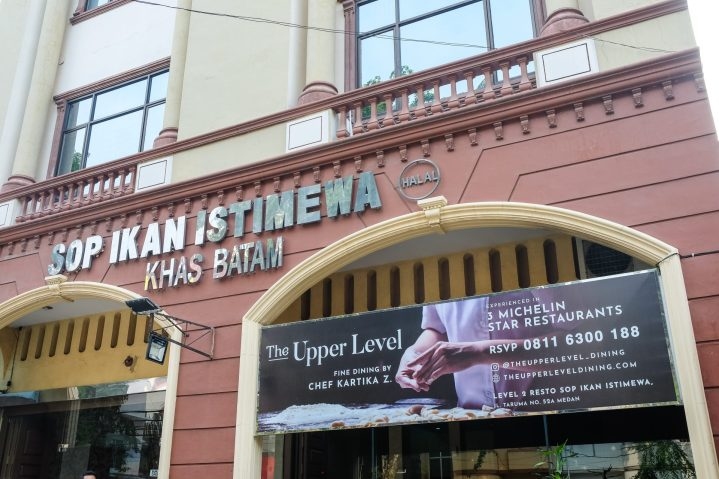 The Upper Level — Fine Dining di Medan, Serasa Dibawa Keliling Dunia 4