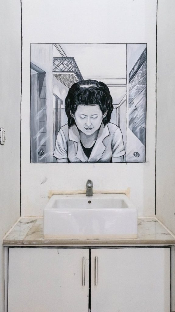 Mamak Me.N.U, Portal Unik Menuju Dunia Lain di Medan 3