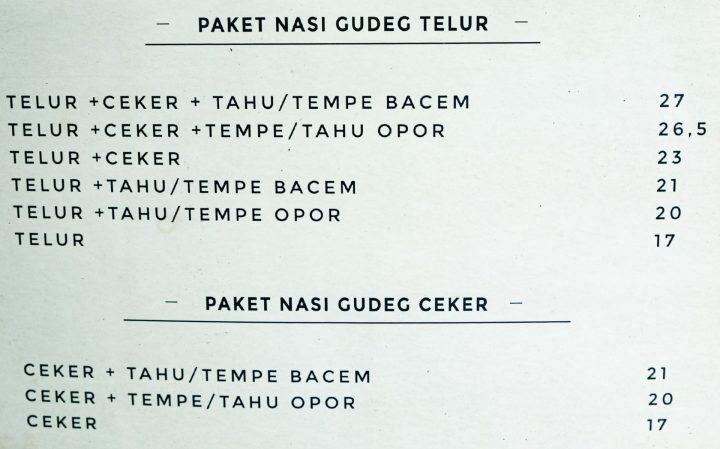 Gudeg Jogja Bu Ari—Tweaked Biar Cocok Dengan Lidah Lokal 8