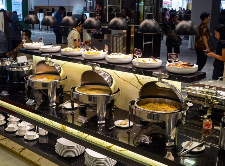 ALL YOU CAN EAT! Steak 21 Buffet di Deli Park Podomoro Medan 21
