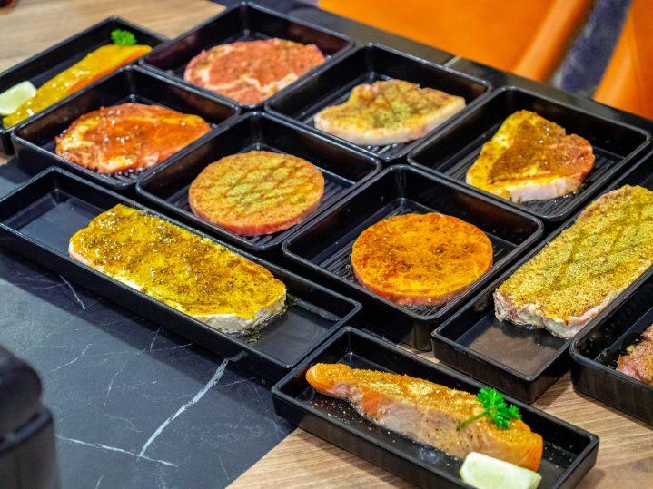 ALL YOU CAN EAT! Steak 21 Buffet di Deli Park Podomoro Medan 9