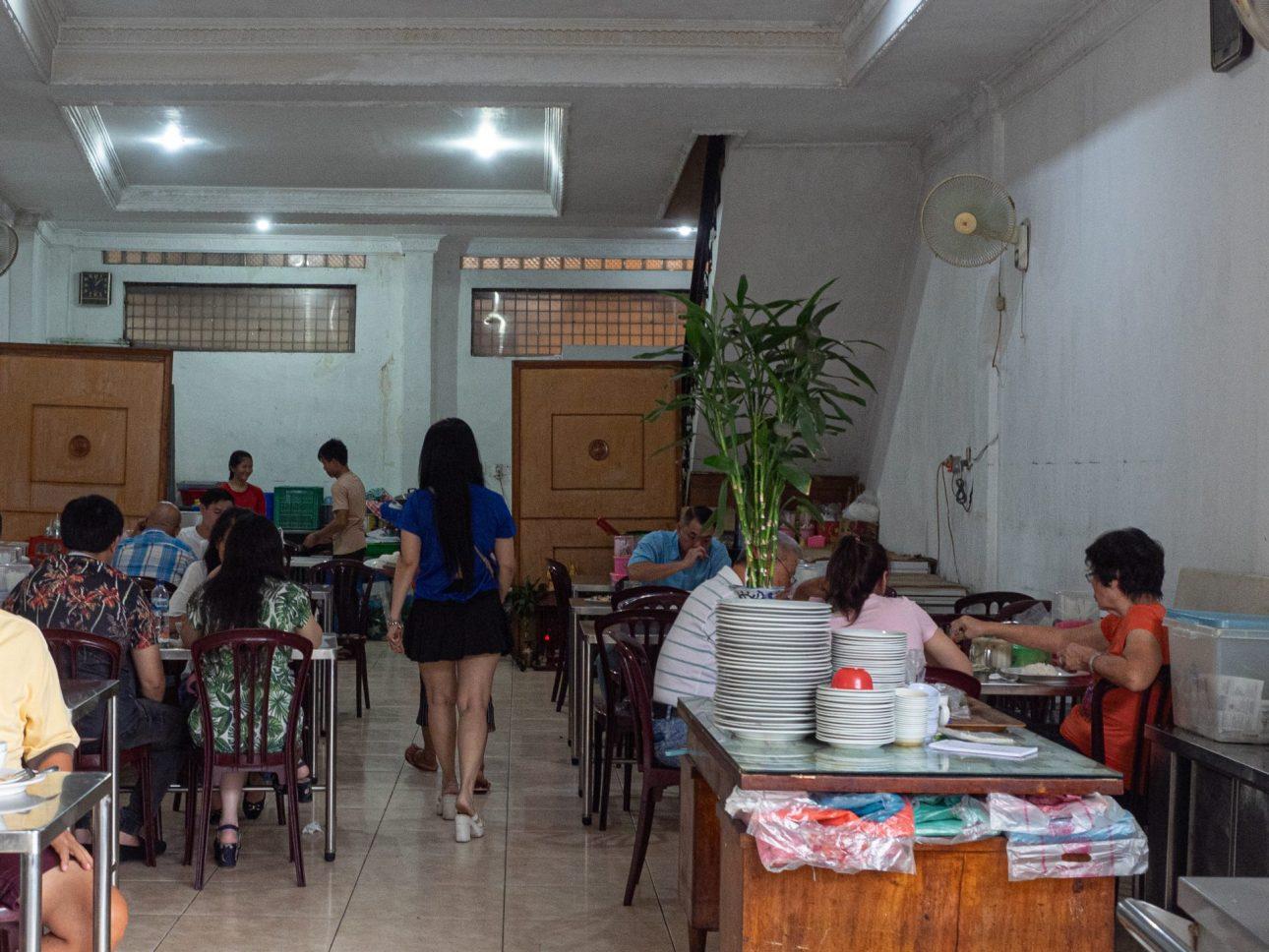 Interior Sio Bak Pui Agu