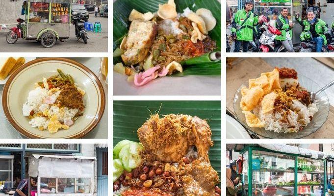 Ini Dia 10 Nasi Gurih Pilihan Makanmana Buat Sarapan Murah Meriah